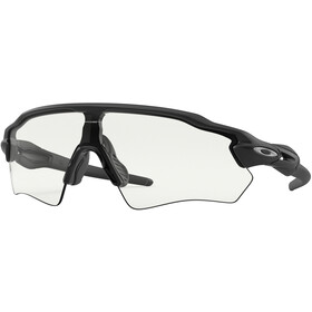 Oakley Radar EV Path Pyöräilylasit, matte black/clear